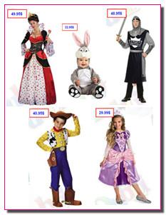 Карнавальные костюмы на Новый год | http://nataliblog.ru