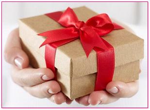 Как можно сделать подарок | http://nataliblog.ru