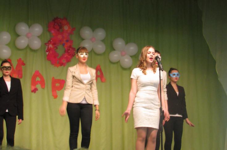 Конкурс Мисс школы 2014 | http://nataliblog.ru