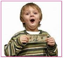 Карманные деньги детям | http://nataliblog.ru